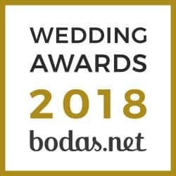 bodas.net awards 2018 bodas castillo cortal gran