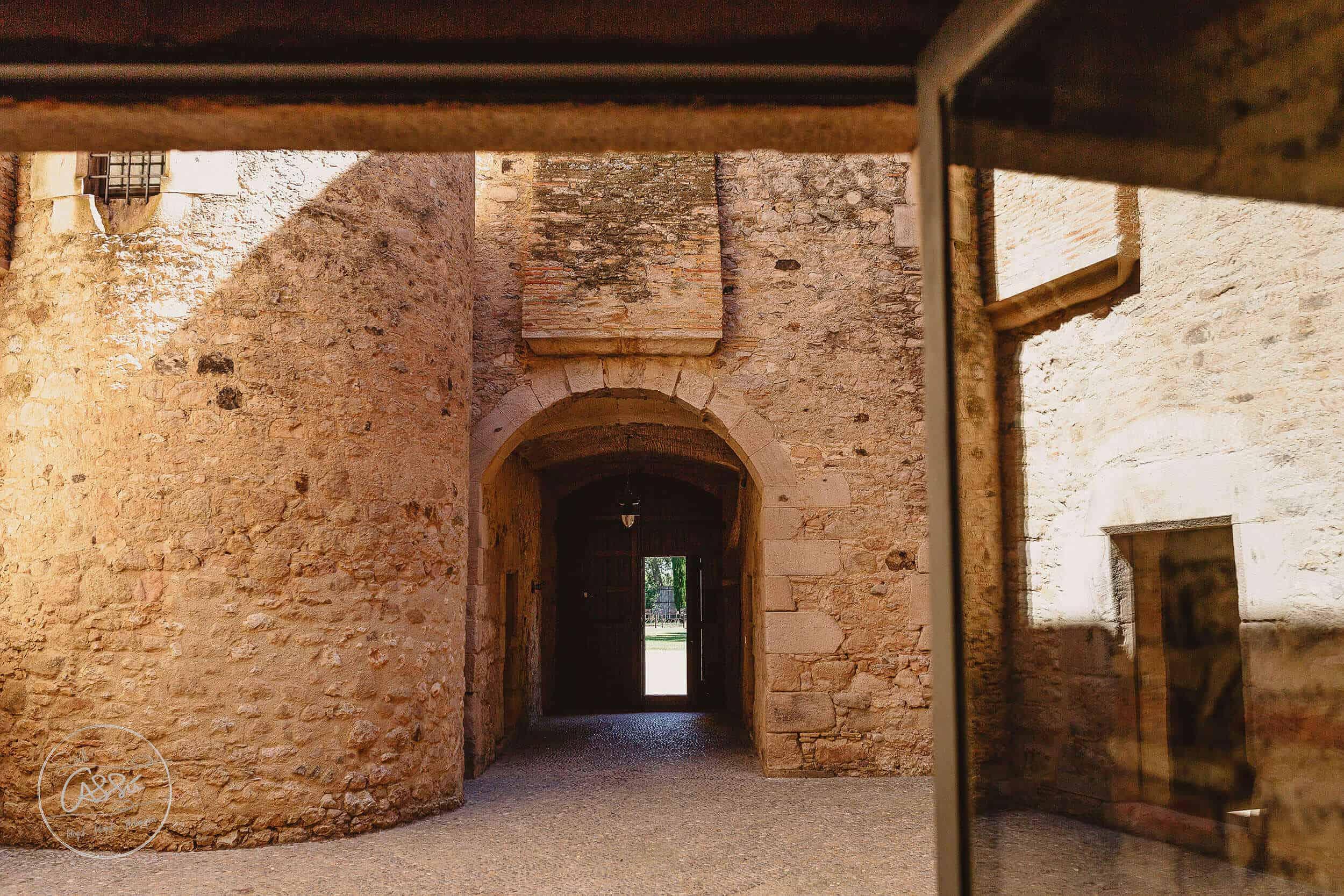 matrimoni gunyard castell de Grand Cortal