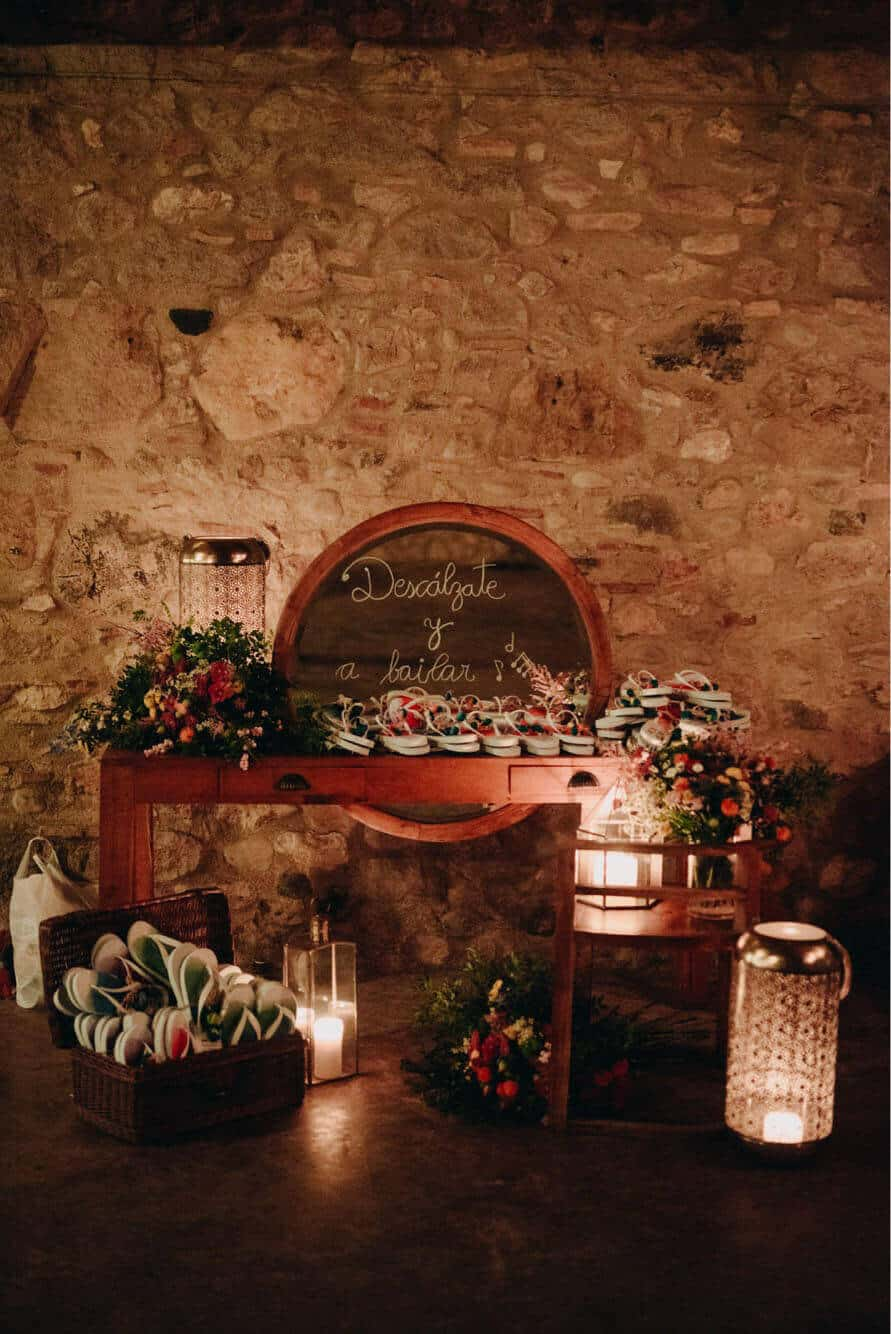 casaments decoració castell Cortal gran