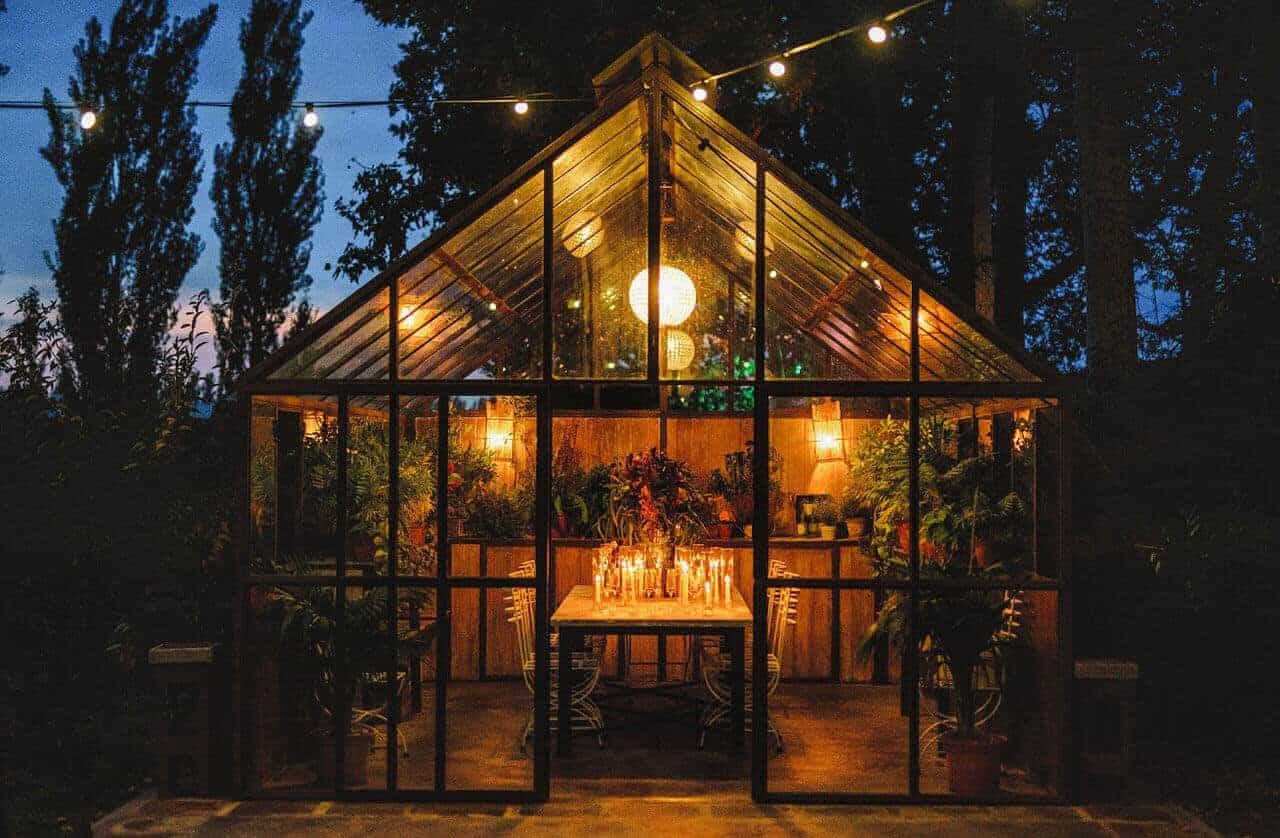 Greenhouse weddings castle cortal great