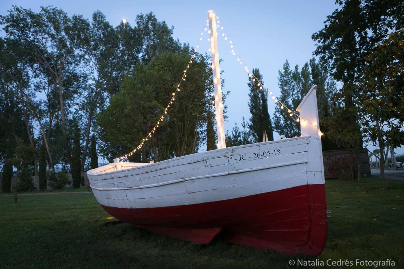 barco bodas castillo cortal gran