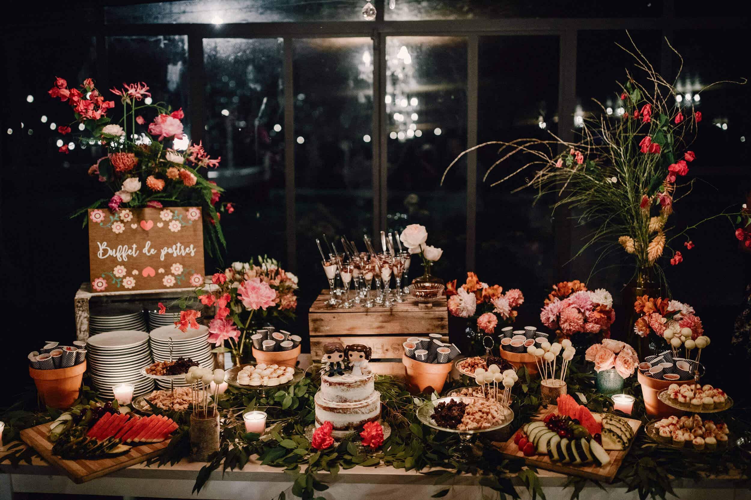pasteles bodas castillo cortal gran