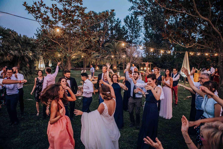 discoteca jardín bodas castillo cortal gran