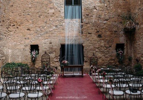 patio de armas bodas castillo cortal gran