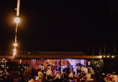 discoteca bodas castillo cortal gran